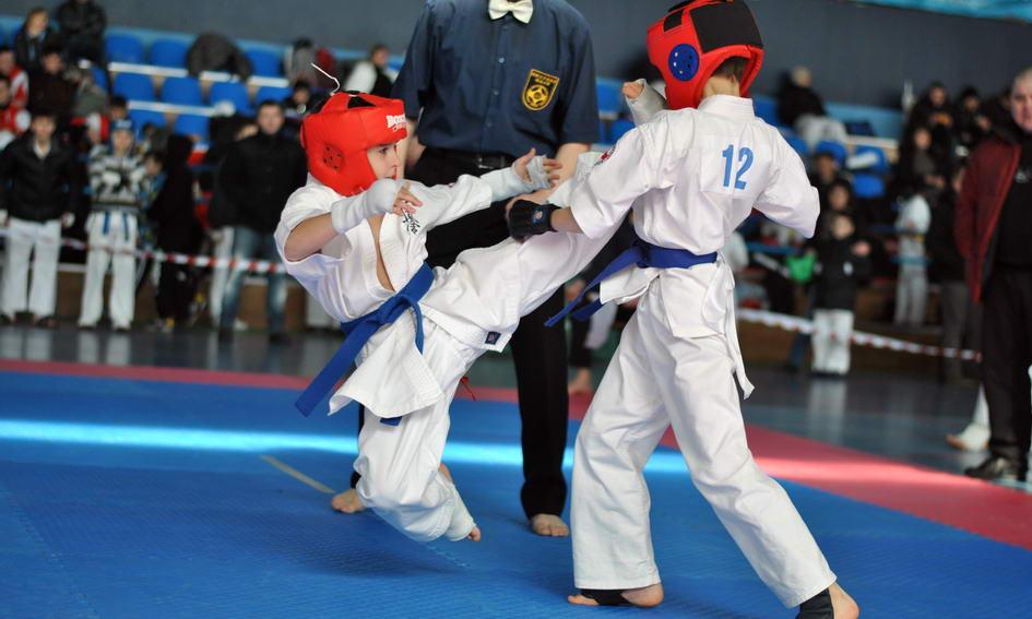 Луцьк приймав чемпіонат України з карате