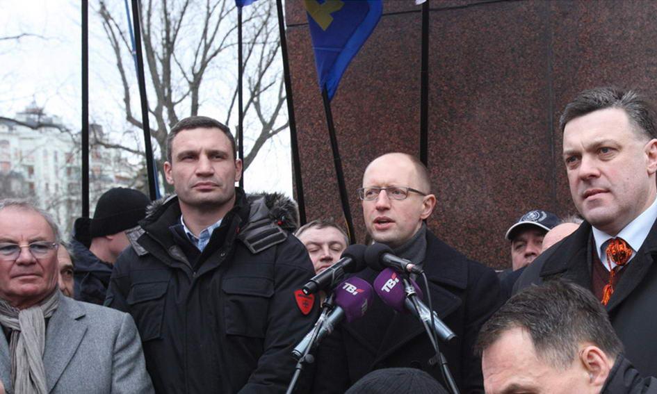 Акція «Вставай, Україно!» завтра пройде у Луцьку