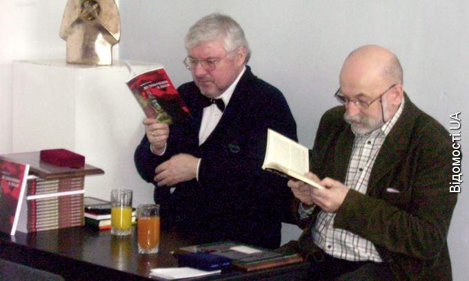 На Волині презентували книгу Войцеха Пестки «До побачення в пеклі»