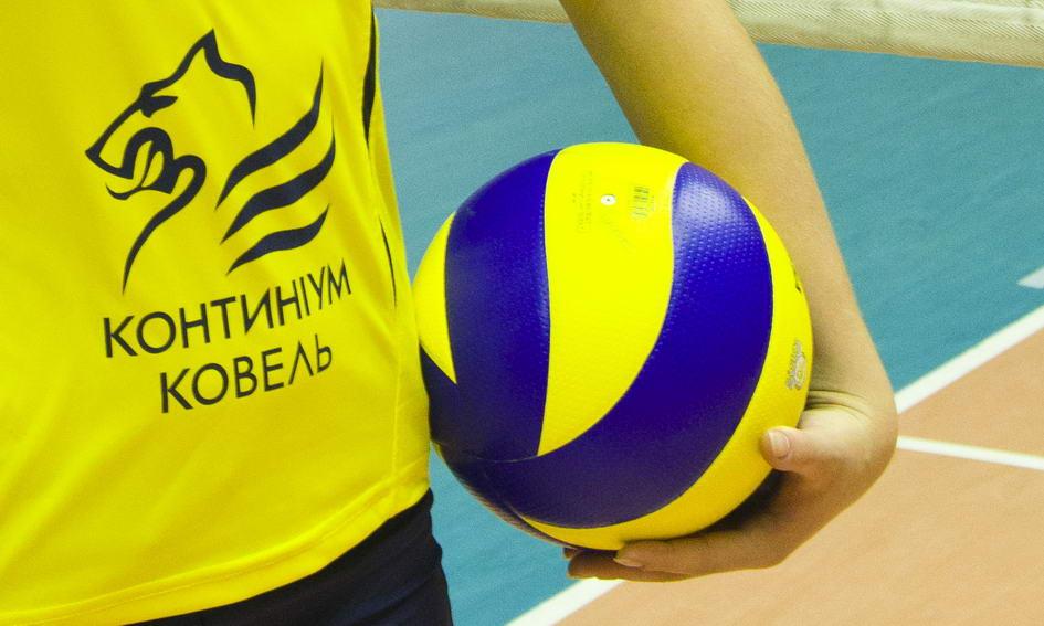Ковельські волейболістки привезли з Донецька три «сухі» перемоги
