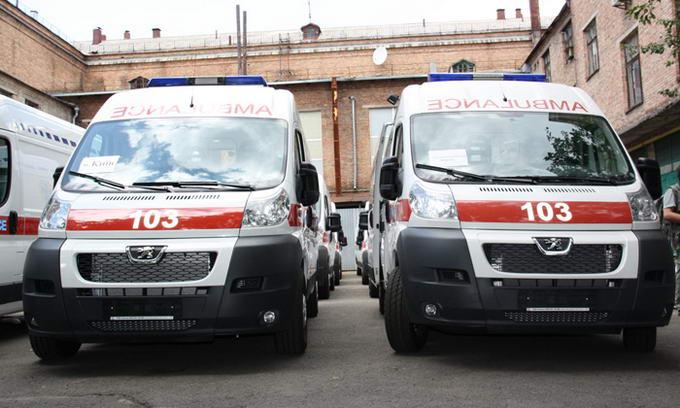 На програму екстреної медичної допомоги волинянам виділять 40 млн. гривень