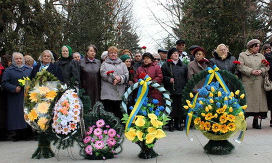 У Луцьку залишилось тільки п'ятеро жертв нацизму, які повернулись із фашистських концтаборів