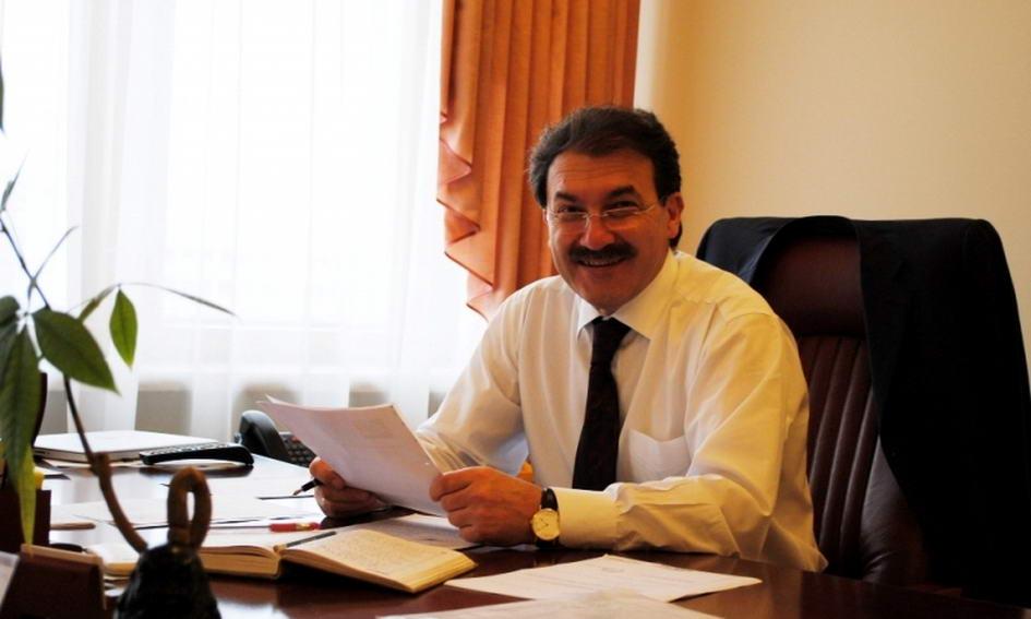 Башкаленко задекларував 104 тисячі зарплати і матеріальну допомогу