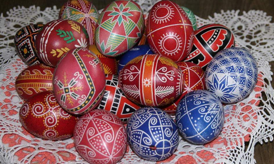 6 травня у Луцьку відбудеться «Писанковий вернісаж»