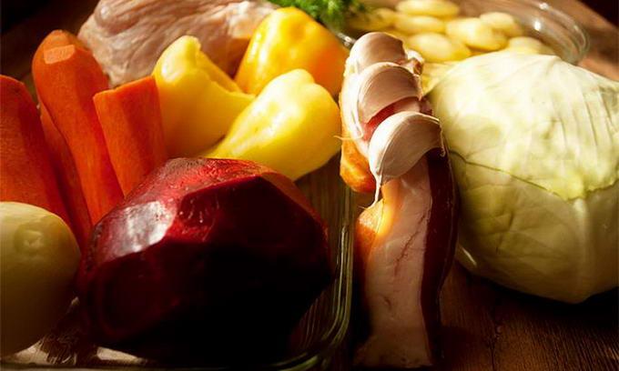 За кілька днів ціни на овочі «борщового набору» зросли на третину
