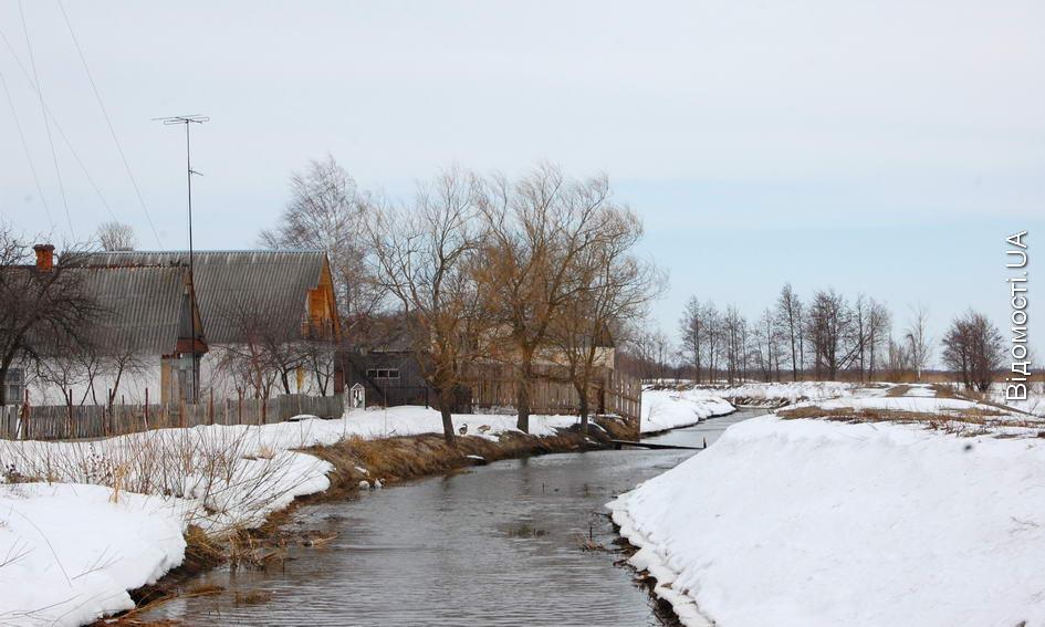Укргідрометцентр попереджає про підтоплення у трьох районах Волині