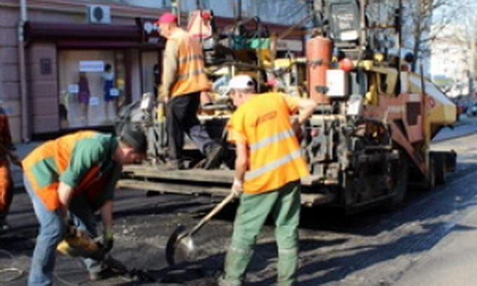 На ремонт луцьких вулиць витратять 26 млн. гривень