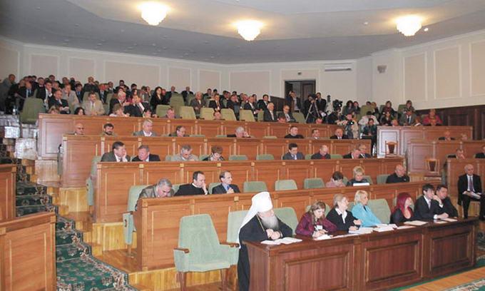 Наступна сесія обласної ради — під загрозою зриву