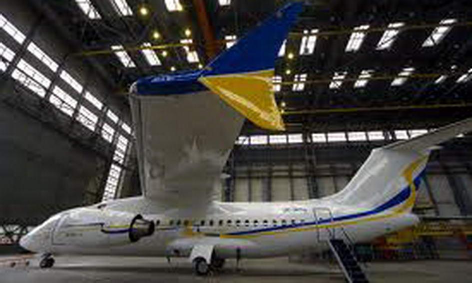 Україна передала Кубі перший із десяти замовлених пасажирський АН-158