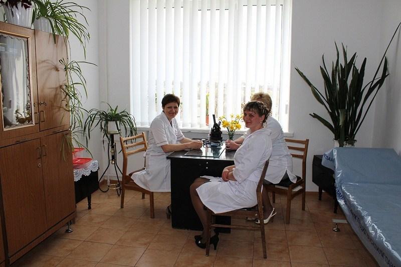 На Горохівщині створили центр первинної меддопомоги