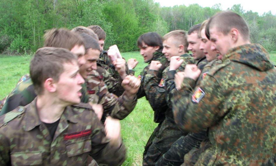 На теренову гру «Звитяга-2013» «воювати» приїдуть білоруси
