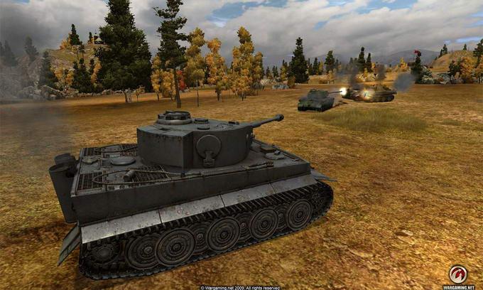 Власники комп'ютерної гри World of Tanks за рік заробили 218 мільйонів євро