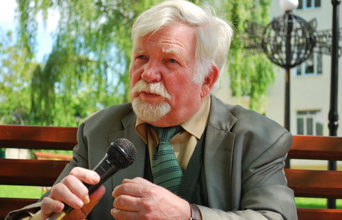 Відомий краєзнавець видав історичну біографію Луцька