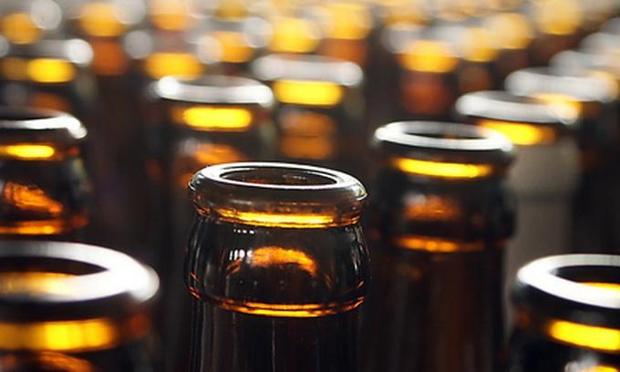 В Україні стали менше виробляти спиртного і цигарок