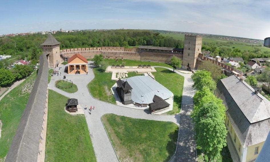 «Шлях Гедиміновичів» із Луцька заведе до замків Тернопілля і Хотина