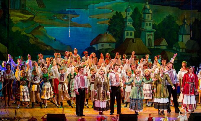 «Волинський Великдень» став справжнім українським концертом
