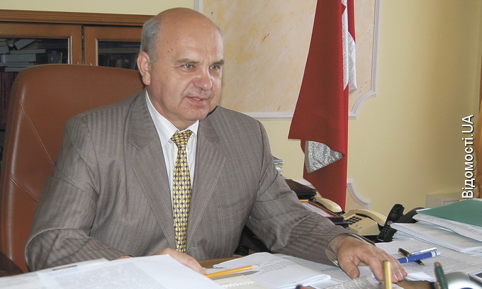 Голова Волинської обласної ради Володимир ВОЙТОВИЧ: Політика має проходити повз мене