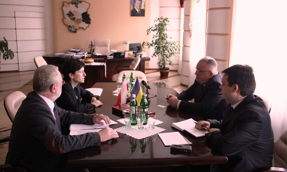 На Волині призначили нового Генерального консула Республіки Польща у Луцьку