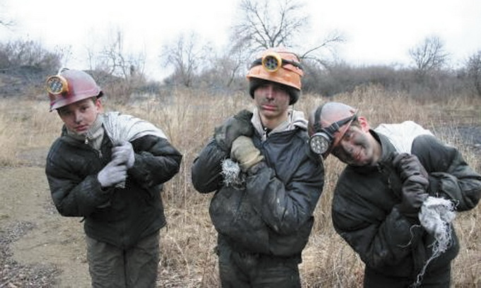 Завдяки фільму «Шахта №8» світ дізнався, як виживають люди на Донбасі