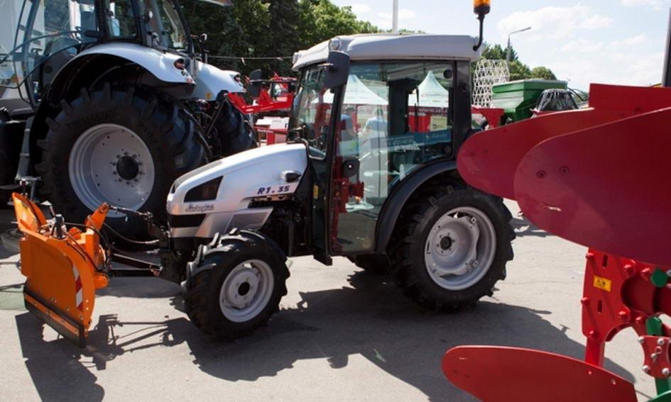 Через 5 років 60% сільгосптехніки буде українського виробництва