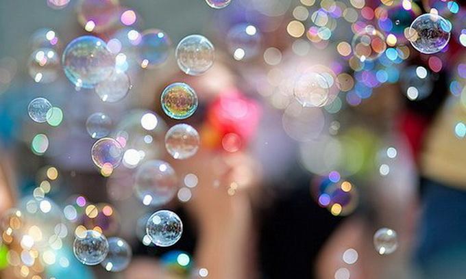 У День захисту дітей у Луцьку запускатимуть мильні бульбашки
