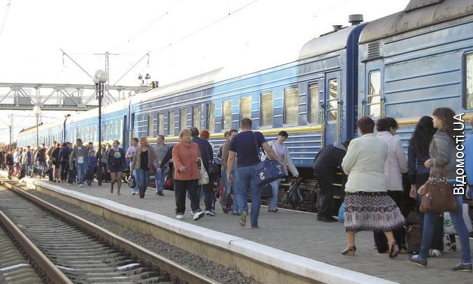 Залізниця відрізала Волинь від Західної України