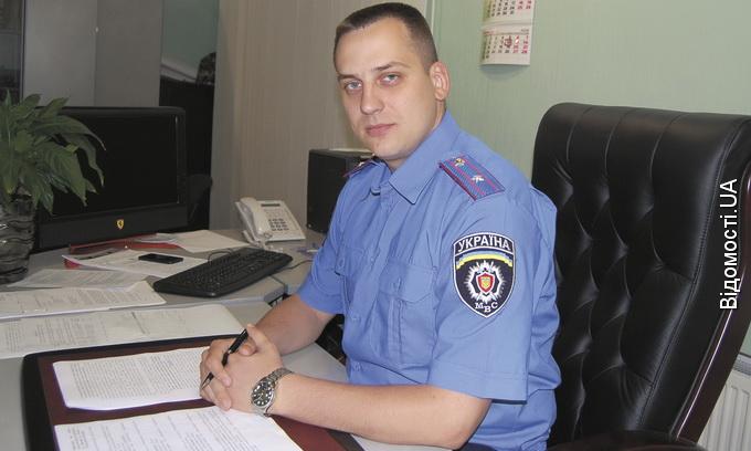 Начальник луцького ВДАІ Владислав Іщенко: У Луцьку побільшало аварій, в яких травмуються діти