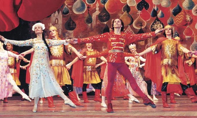 Харківський театр опери та балету привіз до Луцька постановки Ігоря Стравінського