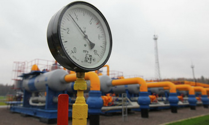 Україна скоротила транзит газу в Європу