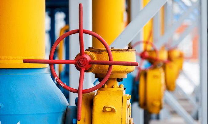 «Нафтогаз» позичив 2,5 мільярда, щоб розплатитися з «Газпромом»