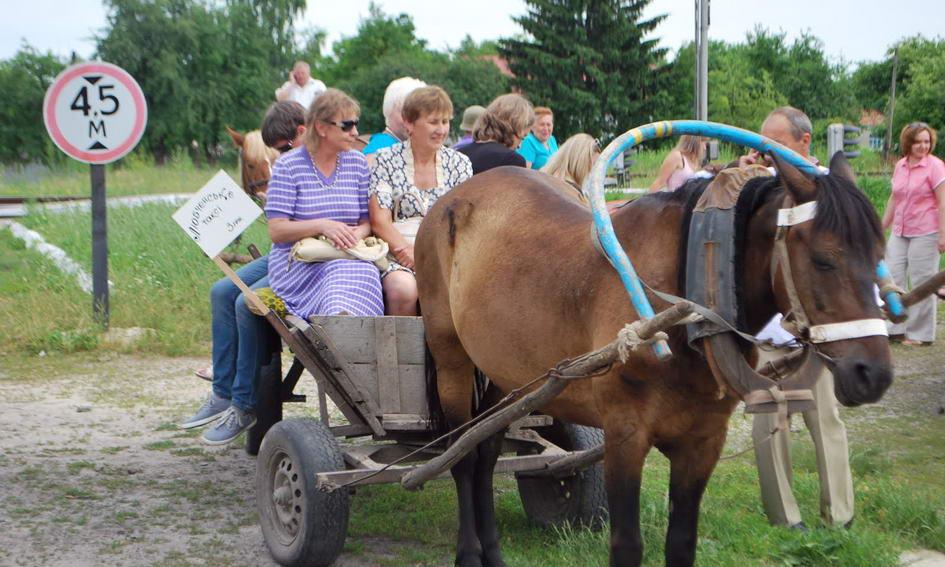 У Рожищенському районі розвивають зелений туризм