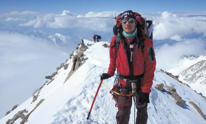 Лучани піднялись на найвищу вершину Північної Америки