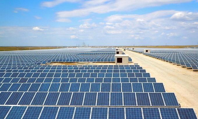 З початку року Україна вдвічі наростила потужність сонячних електростанцій