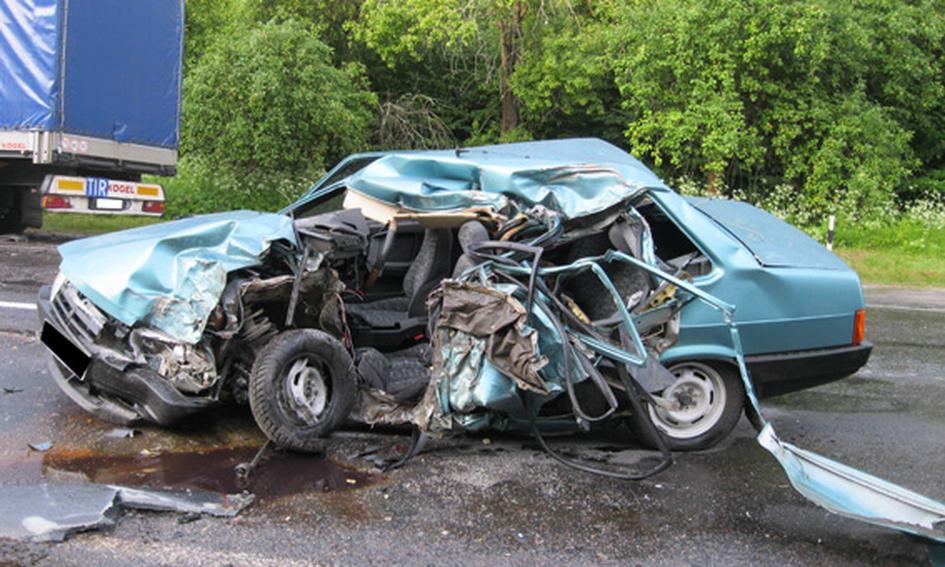 У ДТП біля Брища загинуло двоє дітей