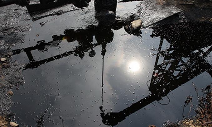 «Нафтогаз» відкрив перше власне нафтове родовище