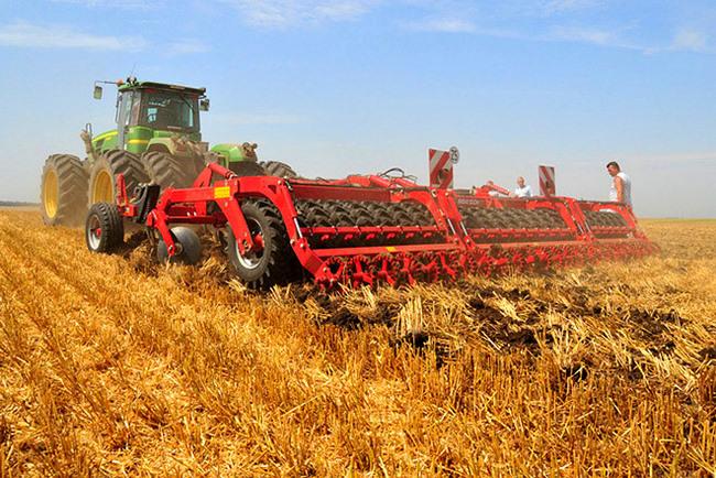 Цього року аграрії можуть зібрати рекордний урожай зерна