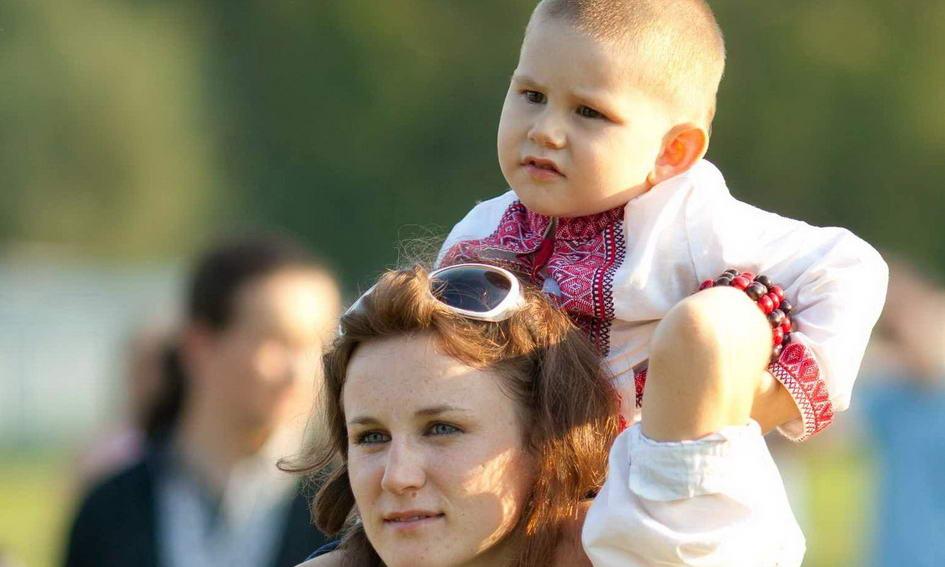 На «Бандерштаті-2013» малюки відпочиватимуть у дитячому містечку