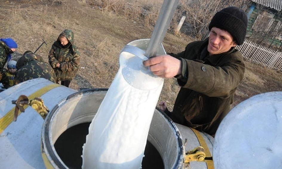 В Україні починають формувати мережу фермерських магазинів