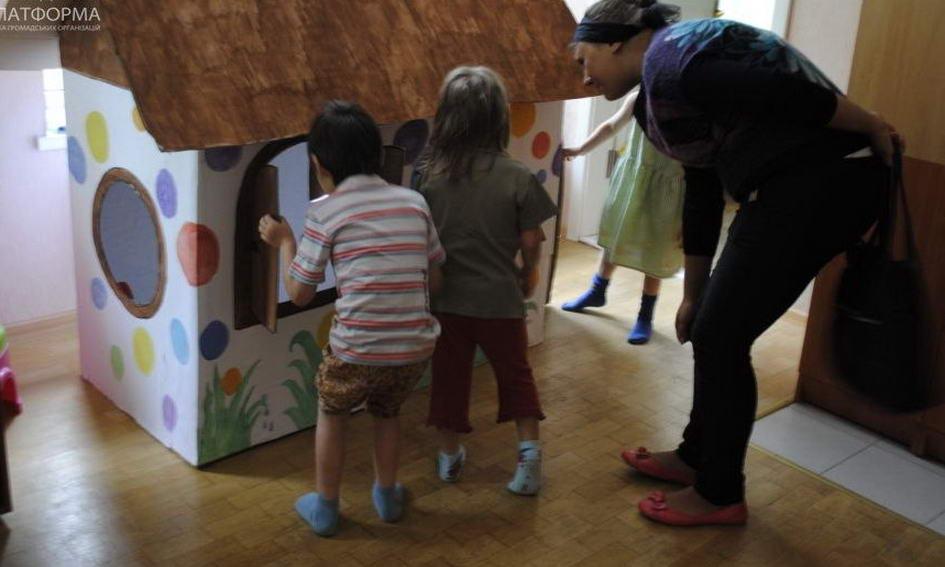Благодійники подарували дітям-сиротам у Ківерцях «казкові квадратні метри»