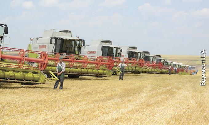 Волинських аграріїв не влаштовують цьогорічні ціни на зернові