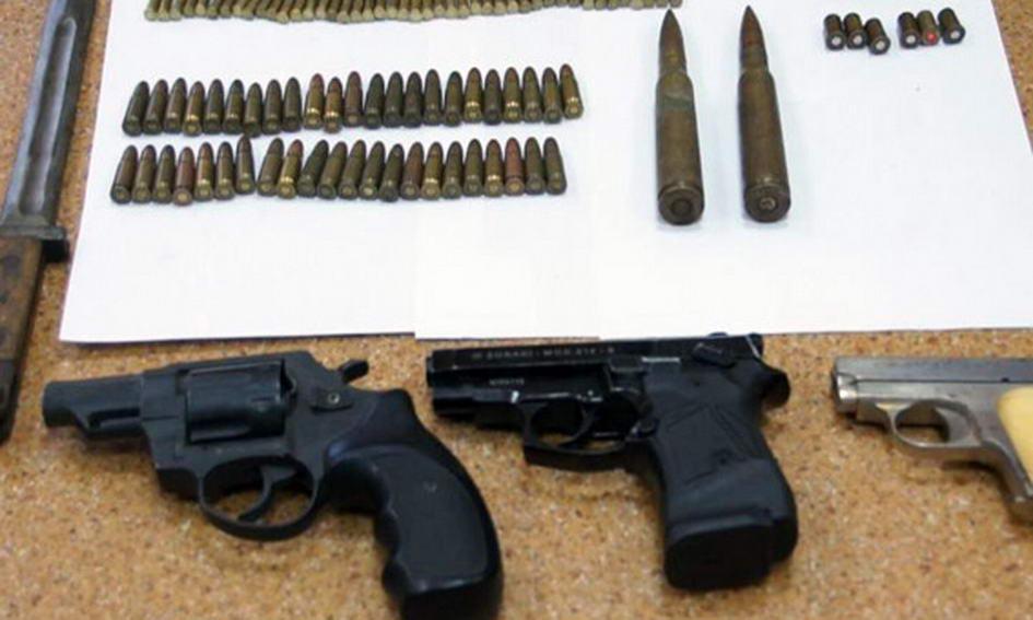 Правоохоронці вилучили у волинянина арсенал мисливської зброї