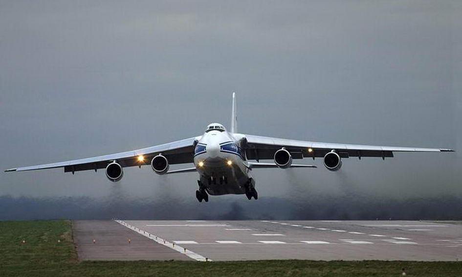 Ан-124 українсько-російського виробництва зможе відвоювати частину світового ринку