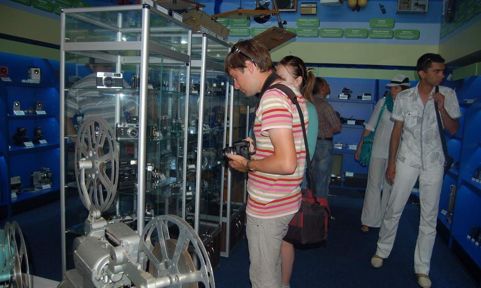 У Луцьку відкрився єдиний в Україні Музей технічного прогресу