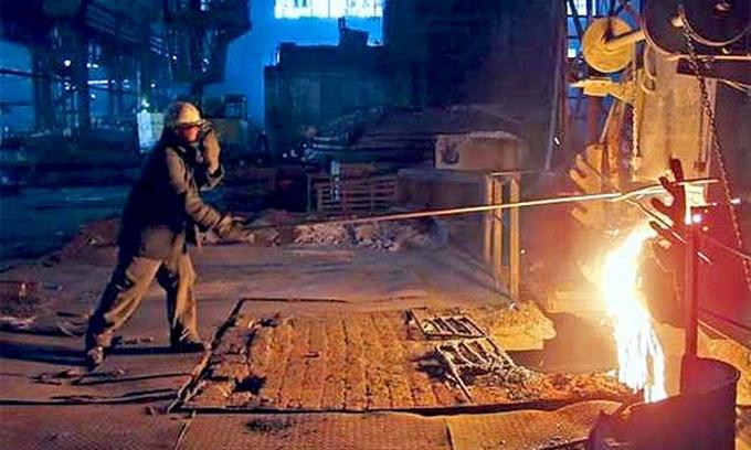 Україна потрапила до вісімки світових виробників сталі