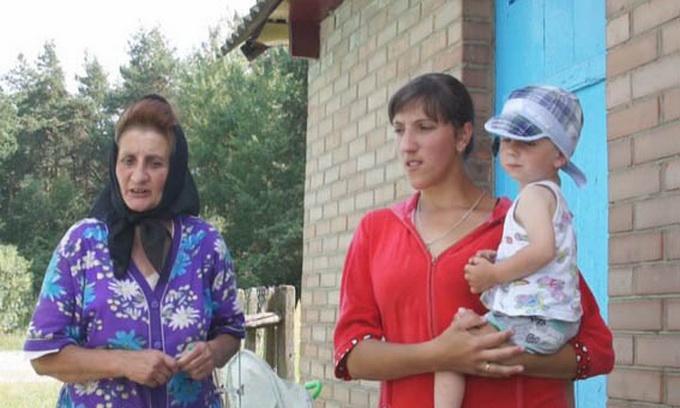 Чоловік зарізав жінку на очах у її п'ятирічної доньки