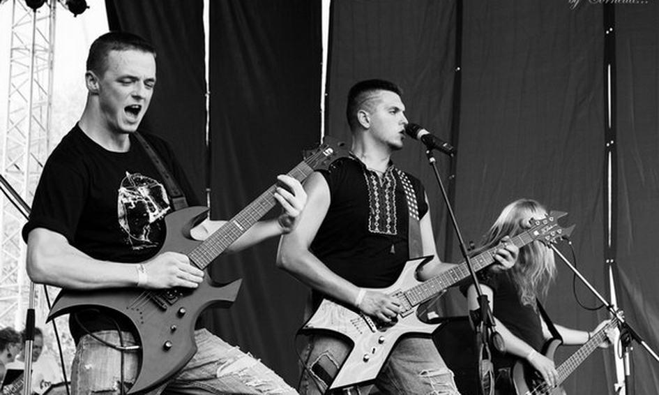 В інтернет-відборі на фестиваль «Бандерштат-2013» переміг львівський гурт «Залізний Хрест»