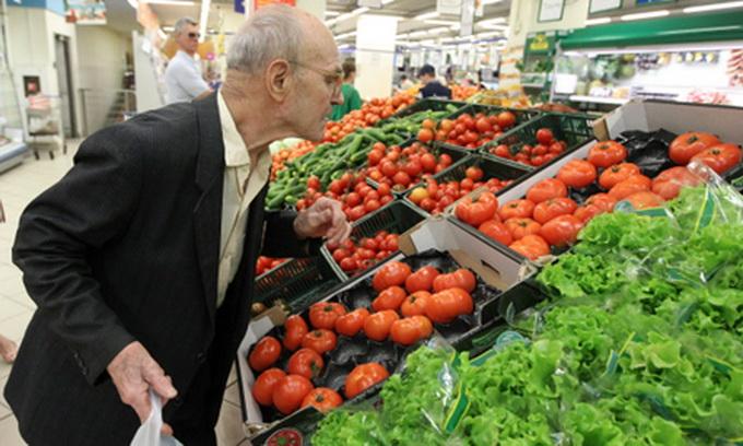 Арбузов: За тиждень овочі і фрукти подешевшали на 14%