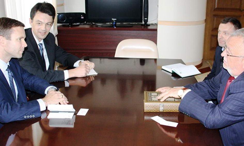 Волинь зацікавила співробітників Посольства США в Україні
