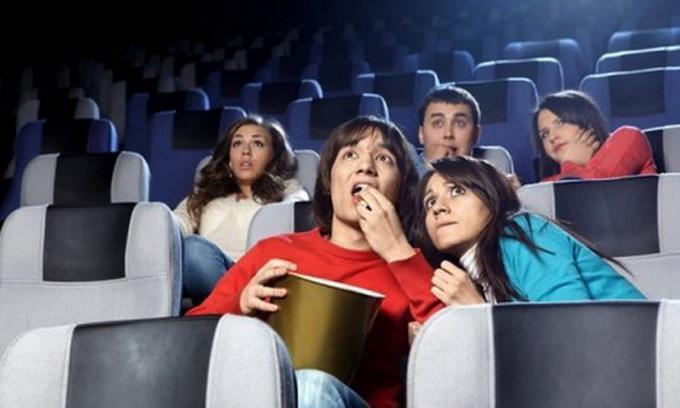 Новий податок підніме вартість походу в кіно на 5%