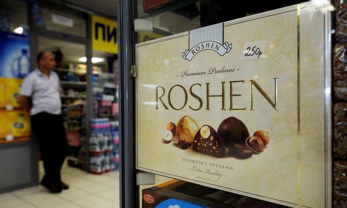 Таджикистан також перевірить кондитерські вироби Roshen